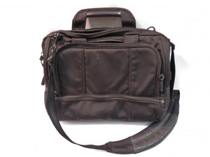 Brenthaven Heavy-Duty Black Laptop Bag