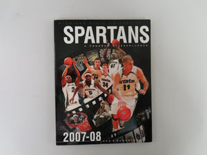 Michigan State Men's Basketball 2007-2008 Media Guide (2007)