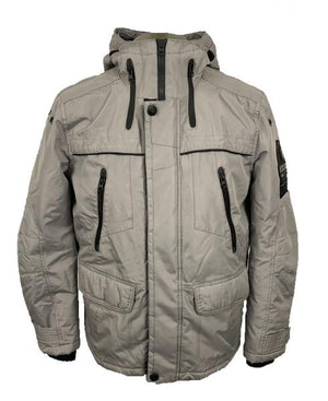 Point Zero Limited Edition Gray Outdoor Jacket Men's Size XS