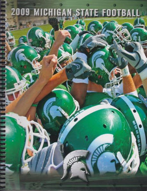 Michigan State Football 2009 Media Guide (2009)