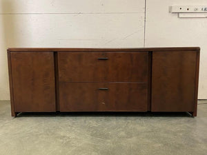 Modern Made Inc. Brown Wooden Credenza