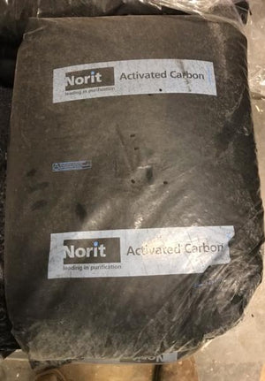 50lb. Bag of Norit Activated Carbon Pellets