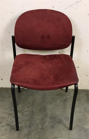 Versa Seating Red Office Chair