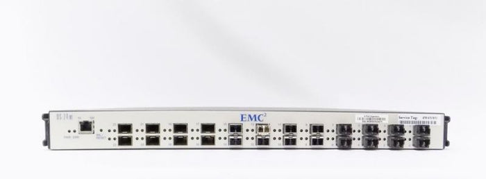 EMC DS-24M2 MCData Flex-Port Switch Base