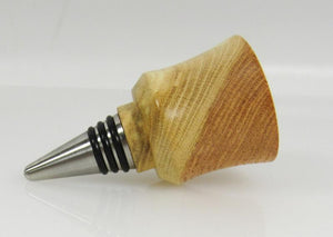 MSU Shadows Burley Honey Locust Wine Stopper 2