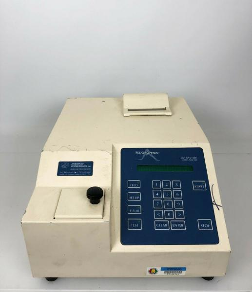 Advanced Instruments Test System Model FLM 200
