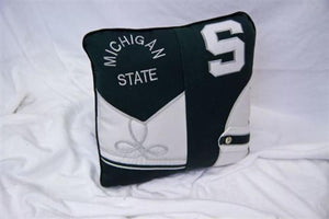 Spartan Marching Band Pillow White S #2