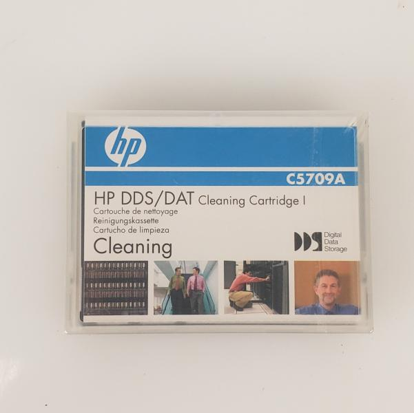 HP C5709A DDS/DAT Cleaning Cartridge I