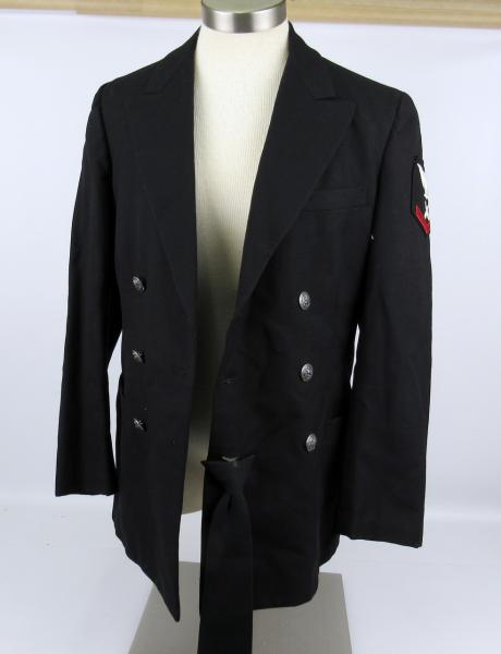 Vintage U.S. Navy Button Down Blazer Jacket Men's