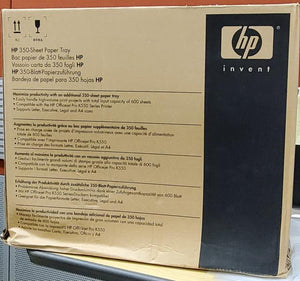 HP 350-Sheet Paper Input Tray Officejet Pro K550