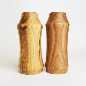 MSU Shadows Elm Salt and Pepper Shaker Set 1