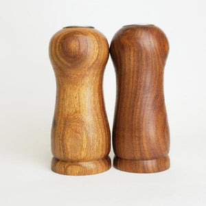 MSU Shadows Elm Salt and Pepper Shaker Set 2