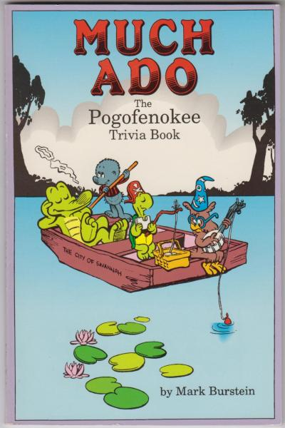 Much Ado: The Pogofenokee Trivia Book