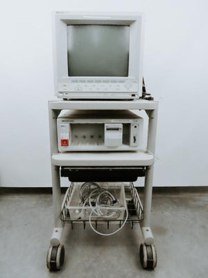 Sehi Computer HP M1175A Model 54 Patient Monitor