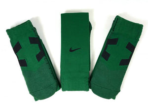Nike Vapor Green Dri-Fit Knee High Socks Mens 3-Pack