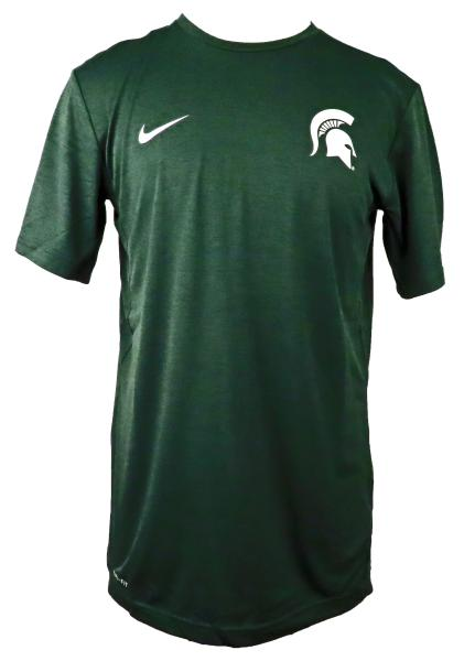 Nike Dark Green Dri-Fit Short Sleeve T-Shirt Men's