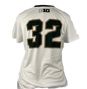 MSU White Soccer Jerseys Women's