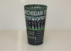 Michigan State Football 2011 Seniors Glasses
