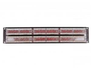 Hubbell 48-Port Category 5 Patch Panel