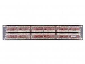 Hubbell Speedgain 48-Port Category 5e+ Patch Panel