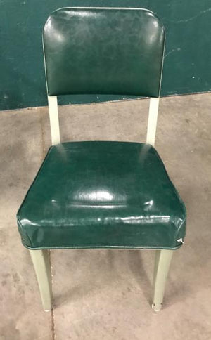 Vintage Steelcase Green Office Chair