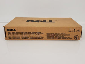 Dell 1230C Cyan Toner Cartidge