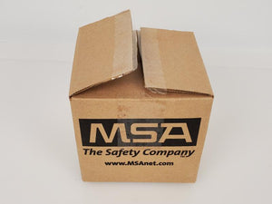 MSA 10067469 Organic Vapor P100 Canister for Chin Style Gas Masks