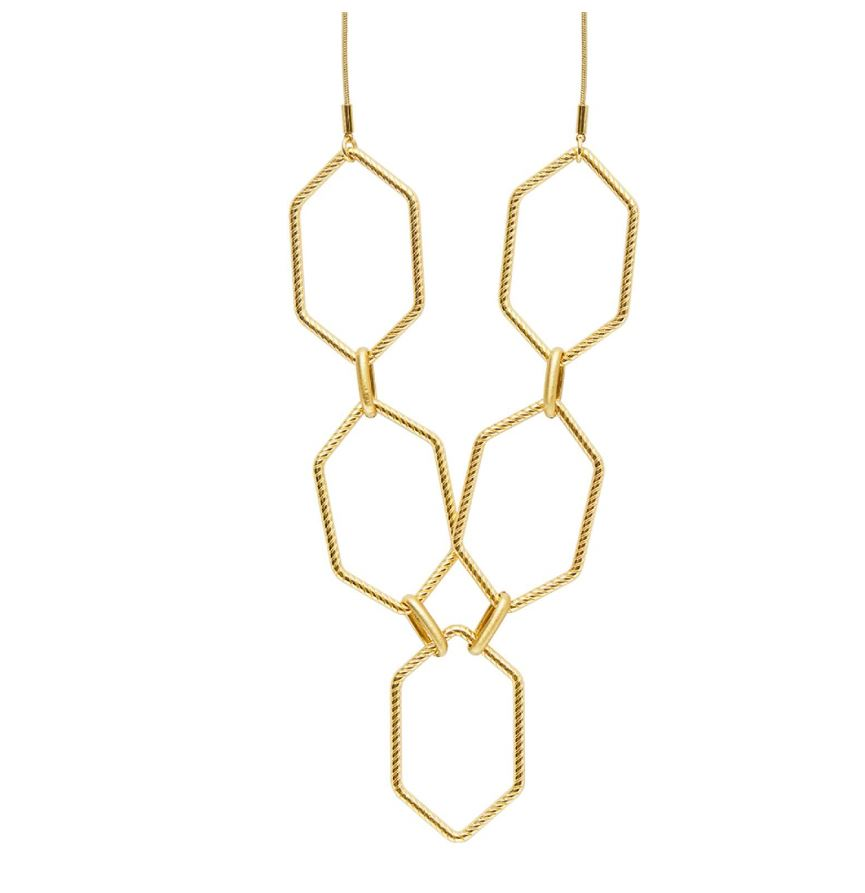 Short Alexa Necklace by Dansk Copenhagen