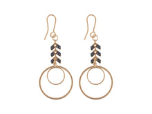 Load image into Gallery viewer, Delphine Drop Earrings