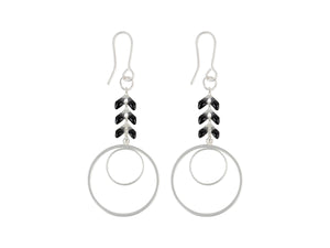Delphine Drop Earrings