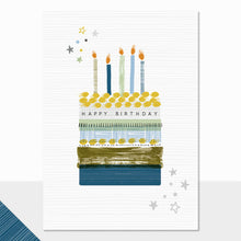 Load image into Gallery viewer, Single Male Birthday Card (Incl UK P&P)