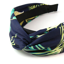 Load image into Gallery viewer, Tropical Print Headband