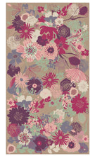 Load image into Gallery viewer, Modern Floral Stone Scarf by Powder