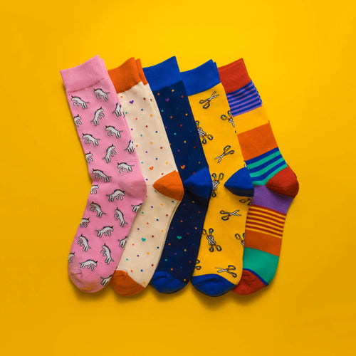 5 Socks Super Set (Save 15%)