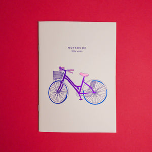 [NEW] Bicycle notebook
