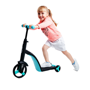 The Original Premium 3 In 1 Scooter™ - With Free Protection Kit - D2 Direct