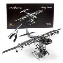 Load image into Gallery viewer, Heavenly Hercules™ Scale Model Airplane Model Kit Comes With Free Gift - D2 Direct