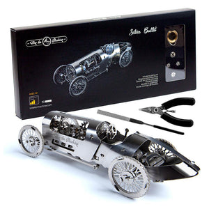 Silver Bullet™ Scale Model Car Kit - D2 Direct