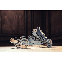 Load image into Gallery viewer, Silver Bullet™ Scale Model Car Kit - D2 Direct