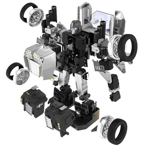 T9 - The World's Most Advanced Programmable Robot - D2 Direct