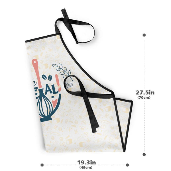 I Love Oat Meal Kitchen Cooking Apron