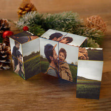 Infinity Photo Cube Custom Photo Folding Photo Rubik's Cube