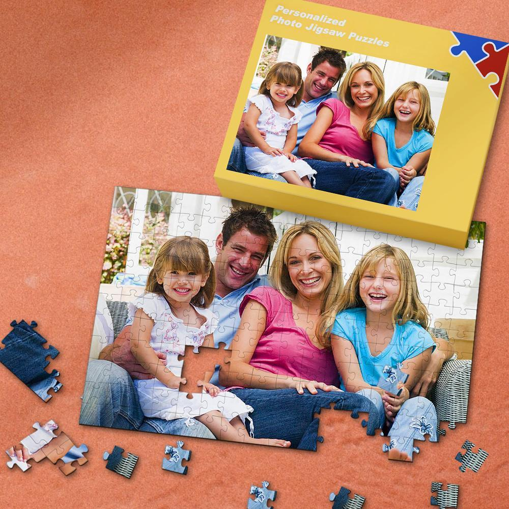 Custom Photo Puzzle Create your own Puzzle 35-1000 Pieces