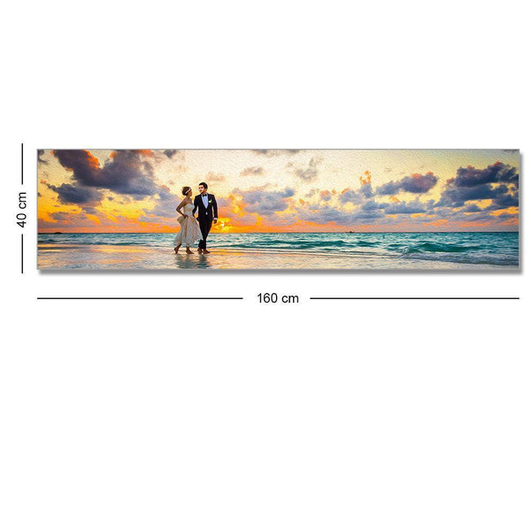 Custom Painting Wall Art Home Decoration 160*40cm