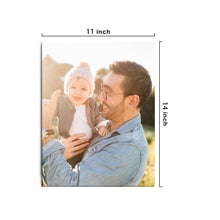 Custom Photo Canvas Prints With Frame Wall Art Unique Gift
