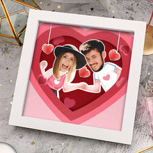 BEST GIFTS-Custom Sweet Couple's Gifts Photo Frame Stereoscopic Home Decoration Funny Style