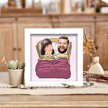 BEST GIFTS-Custom Photo Frame Home Decoration Stereoscopic Memorial Gift
