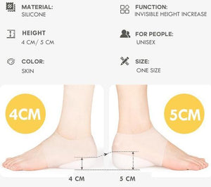 STATURE™ - Concealed Footbed Enhancers