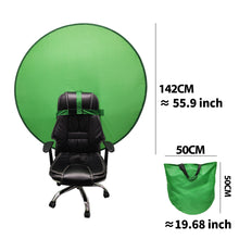 Load image into Gallery viewer, STREAMIT™ - Green Screen Chair drop