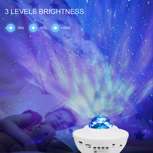 Andromeda™ - The Brightest Galaxy Night Light.